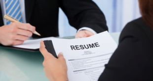 Make that resume stand out.